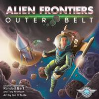 Game Salute Alien Frontiers: Outer Belt