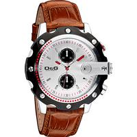 Dolce & Gabbana Sean Chronograph Leather (DW0365)