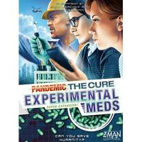 Z-Man Games Pandemic: The Cure Experimental Meds