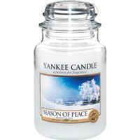 Yankee Candle  Classic Large Jar Season Of Peace Candle 623 g