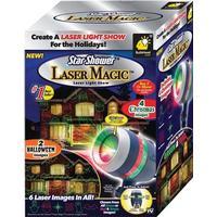 Star Shower Laser Magic Christmas Lamp