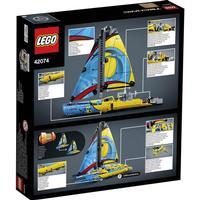 Lego Technic Sejlsportsyacht 42074