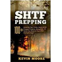 Shtf Prepping: 100+ Amazing Tips, Tricks, Hacks & DIY Prepper Projects, Along with 77 Items You Need in Your Sthf Stockpile Now! (Off (Häftad, 2015)