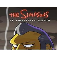 Simpsons, The - Sæson 18 - DVD