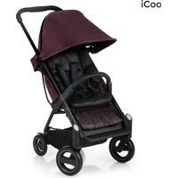 iCoo Shopper Acrobat, Fishbone Bordeaux, iCoo