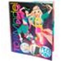 TopModel Pysselbok Dance Designbok