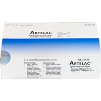 Artelac Ögondroppar, lösning i endosbehållare Endosbehållare, 3x60x0,5ml