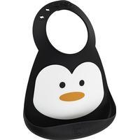 Make My Day Baby Bib Penguin