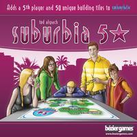 Bezier Games Suburbia 5 Star