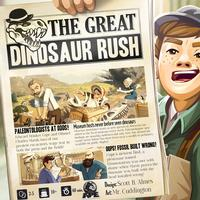 Ape Games The Great Dinosaur Rush