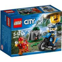 Lego City Police Terrängjakt 60170