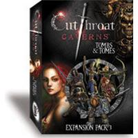 Smirk & Dagger Cutthroat Caverns: Tombs & Tomes