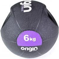 Origin Double Grip Medicine Balls 8kg
