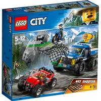 Lego City Police: Dirt Road Pursuit 60172