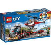 Lego City Transporter til tungt Gods 60183