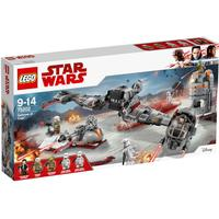 Lego Star Wars Forsvaret af Crait 75202
