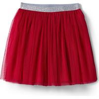 Lands  End Lands End Soft Tulle Skirt - Rich Red (490098)