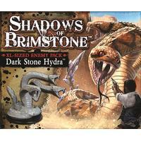 Flying Frog Productions Shadows of Brimstone: Dark Stone Hydra XL Enemy Pack