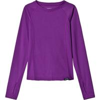 Lands  End Lands End Thermaskin Heat Midweight Crew Top - Twilight Violet (419753)