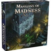 Fantasy Flight Games Mansions of Madness: Second Edition Streets of Arkham (Engelska)