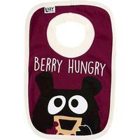 Lazyone Huckle Berry Bib