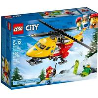 Lego City Ambulancehelikopter 60179