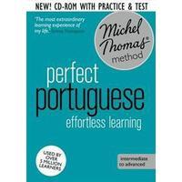 Michel Thomas Method Perfect Portuguese (Ljudbok CD, 2014)