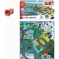 Dickie Toys Fireman Sam Mountain Rescue, Babylekmatta, Multifärg, 4 År, Trafik, 70 cm, 800 mm
