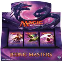 Magic the Gathering Iconic Masters Booster Pack 15 kort