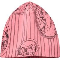 Mini Rodini Fox Family Beanie - Pink (1776510033)