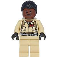 Lego figur ghostbusters - dr winstone zeddemore lf20-16
