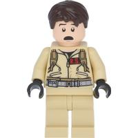 Lego figur ghostbusters - dr raymond ray