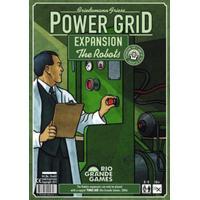 Rio Grande Games Power Grid: The Robots