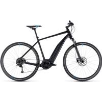 Cube Cross Hybrid One 500 2018 Herrcykel