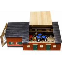 Kids Globe Farmhouse with Farm Building 610111