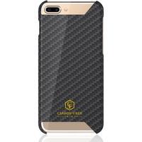 Carbon Fiber & Co. Carbon Hülle iPhone 7 Plus, Matte Finish, Luxus
