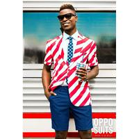 OppoSuits Summer United Stripes