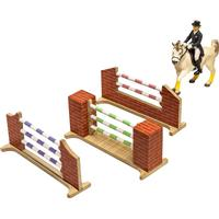 Kids Globe Horse Jumps 3 Assorted in Gift Box 610119