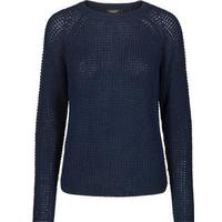Soaked in Luxury Riviera Pullover Navy