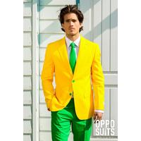 OppoSuits Green and Gold