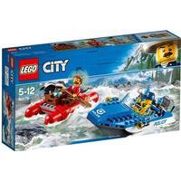 Lego City Wild River Escape 60176