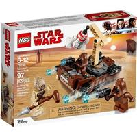 Lego Star War Tatooine Battle Pack 75198