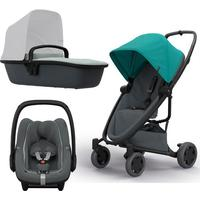 Quinny Zapp Flex Plus 3 in 1 (Travel system)