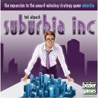 Bezier Games Suburbia Inc