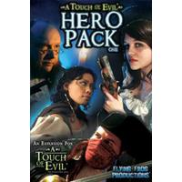 Flying Frog Productions A Touch of Evil: Hero Pack 1 (Engelska)