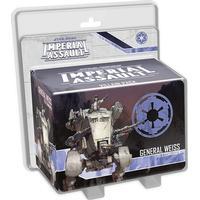 Fantasy Flight Games Star Wars: Imperial Assault General Weiss Villain Pack