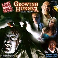 Flying Frog Productions Last Night On Earth: Growing Hunger