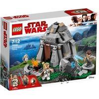 Lego Star Wars Ahch to ø Træning 75200