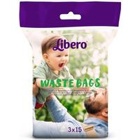 Libero Waste Bags 45pcs