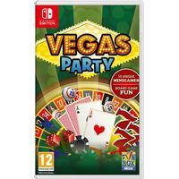 Vegas Party Nintendo Switch Game